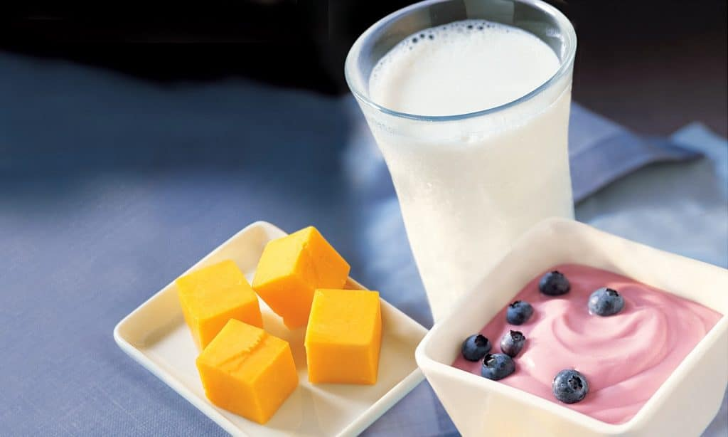 Which is more healthy, Milk Or Yogurt ?